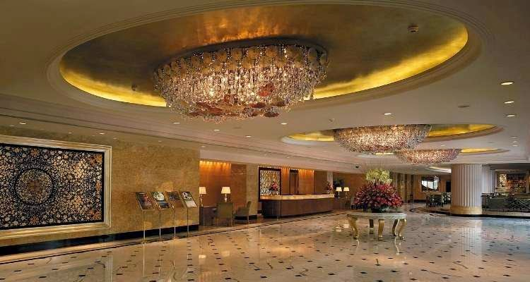 Shangri La Hotel delhi